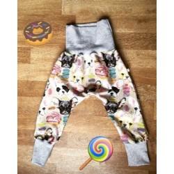 Bavlněné turkové kalhotky
